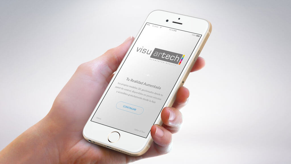 Visuartech App